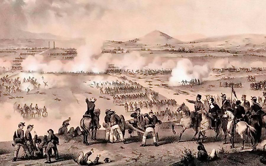 Batalla de Puebla (5 de mayo de 1862) – LHistoria