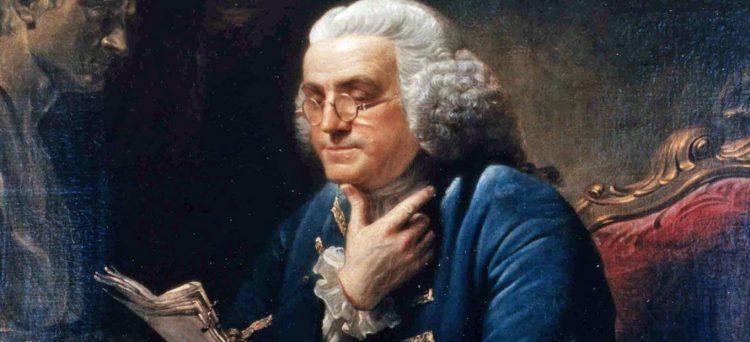 Benjamin Franklin Lhistoria