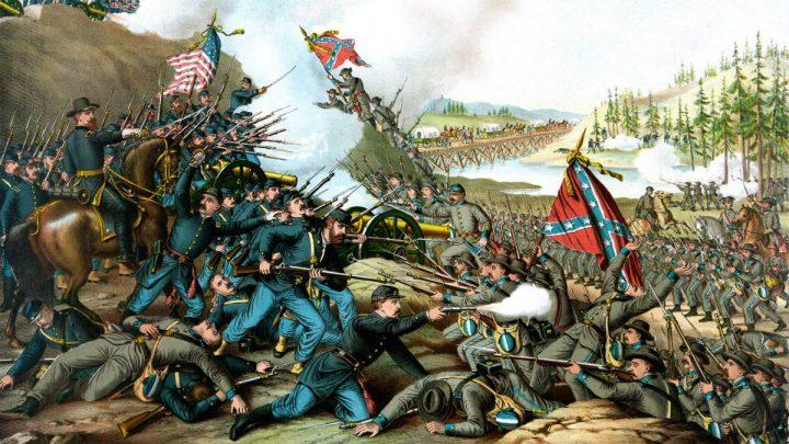 Guerra civil estadounidense (guerra de secesión) – LHistoria