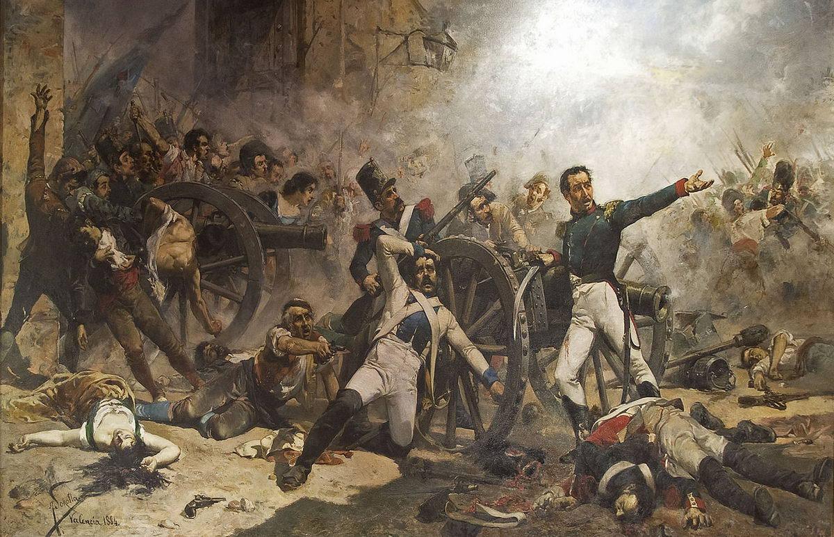 Resultado de imagen de guerra de independencia