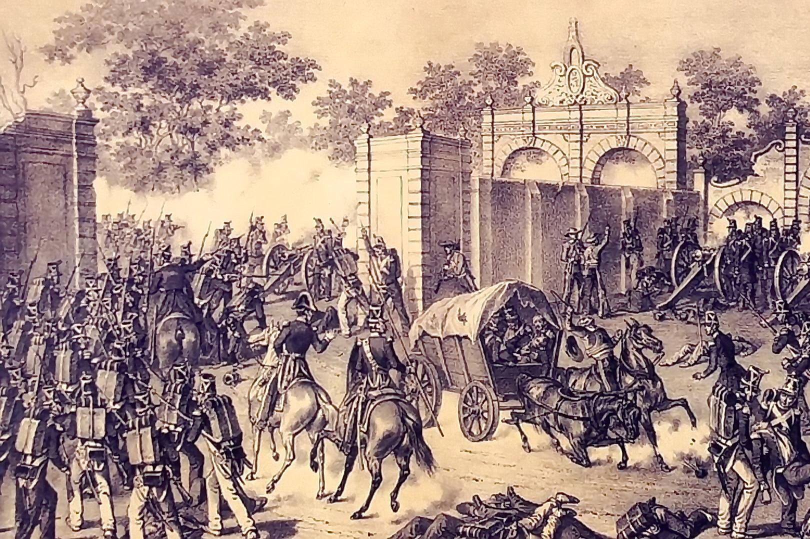 Guerra de Reforma 1857 1860 LHistoria